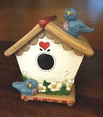 Eddie Walker musical birdhouse Midwest of Cannon Falls