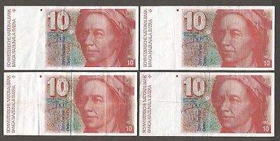 Switzerland 120 Francs 1983-1989; Vacation Money, Still exchangeable at the bank
