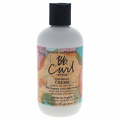 Bumble And Bumble Curl Style Defining Creme 8.5 Oz.