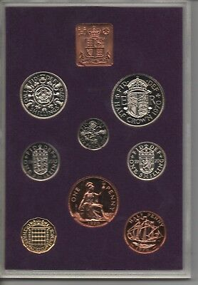 COINAGE of GREAT BRITAIN and NORTHERN IRELAND - 1971