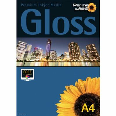 Permajet Instant Dry Gloss 271 Printing Paper A4 100 Sheets