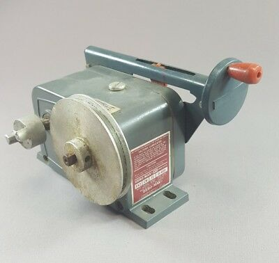 Zero-MAX mechanical speed reducer speed rheostat. Made in USA. . Really cool.