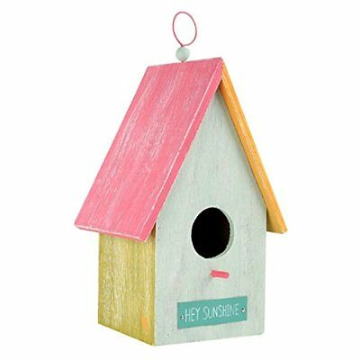 "Small Foot 10008 Voliera ""hey Sunshine"" Legno Multicolore 16X14X28.5 Cm"