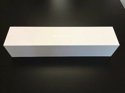 Brand new Apple Watch Series 1 38mm Space Gray Aluminum Case Black Sport Band