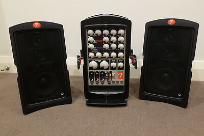Fender Passport PD-150 Portable PA system