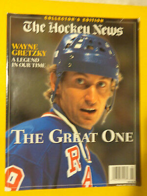 Wayne Gretzky The Hockey News Collector's Edition & 1984 Special All-Star Issue