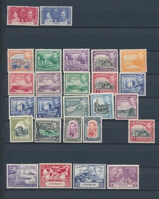 CYPRUS MNH  ** Collection 1937-89 + Turkish Cypriot Post SG cat £1200++