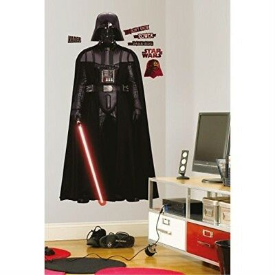 RoomMates-Star Wars Classic Vadar Peel & Stick Giant Wall Decal-34878937779