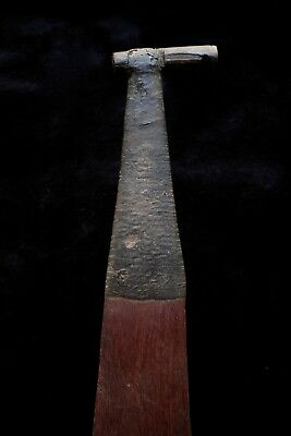 Large Aboriginal Bivalve Spear Thrower - Cape York Peninsula North Qld 1950's