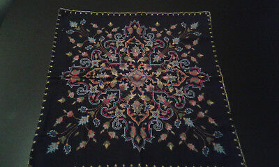Antique Greek Macedonia Ethnic Folk Embroidery- Handmade 100%-Handwoven Textile!