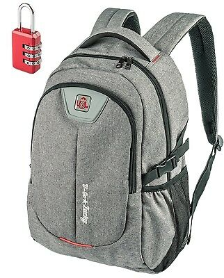 Laptop Backpack for Men Women - Fits up to 17 inch Laptop Computer