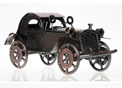 D21 Handmade Iron Reminiscence Decoration Classic Car Model K