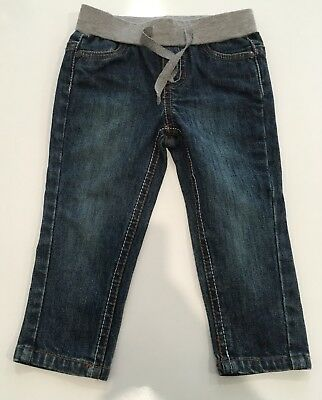 Milky Jeans Size 0 With Elastic Waist