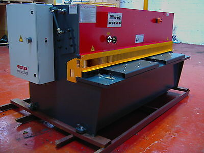 Brand New CARTER 3200 x 6.5mm NC Hydraulic Guillotine Sheet Metal Shear