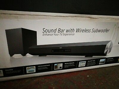 Sony HT-CT260 Soundbar with Wireless Subwoofer - Mint condition