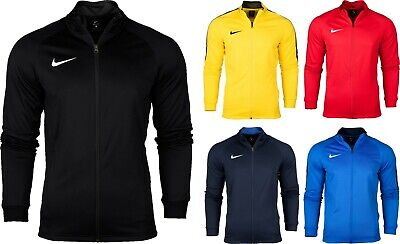Nike Men's Dry Academy 18 Football Top Jacket Knit Tracksuit Dri-Fit Full Zip