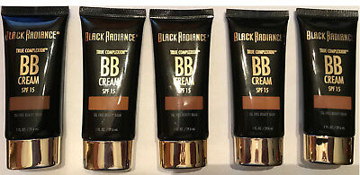 Black Radiance True Complexion BB Cream SPF 15, 1 Fl Ounce - You Choose Shade