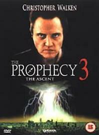 The Prophecy 3: The Ascent Dvd Christopher Walken New & Factory Sealed
