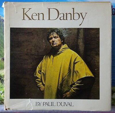 Ken Danby Hardcover Canadian Art Book with Dust Jacket