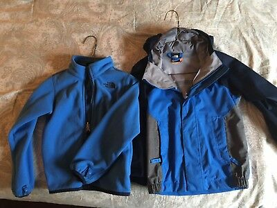 4T North Face Jacket 3 in 1