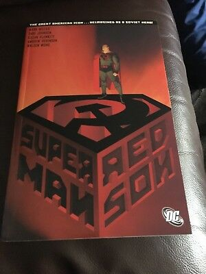 Superman Red Son Grahic Novel
