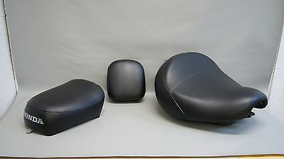 Backrests & Sissy Bars HONDA PC800 Pacific Coast Seat Covers with ...