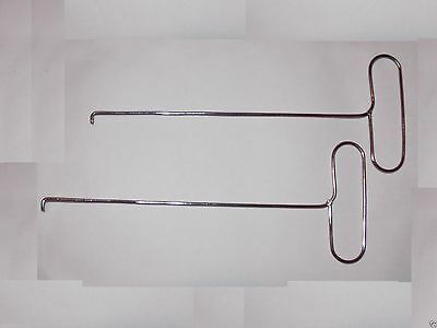 Mercedes Benz Instrument Cluster Removal Pulling Hook Tool 1 Pair