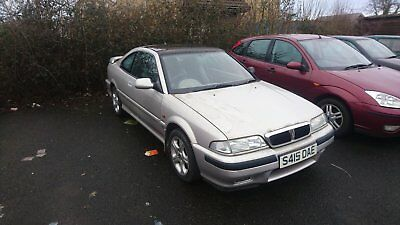 Rover 218 vvc TomCat barnfind