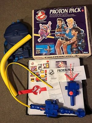 Kenner Ghostbusters Proton Pack