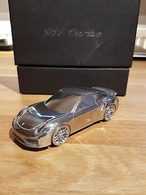 Porsche Briefbeschwerer - 991 Turbo - Limited Edition