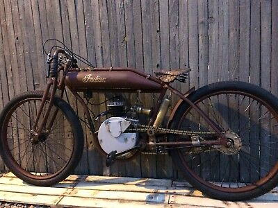 1909 Indian  Board Track Racer replica