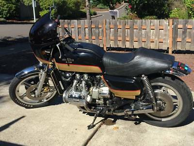 1979 Other Makes  1979 Honda GL1000 Custom Hot Rod Cafe Goldwing Classic Vintage Motorcycle