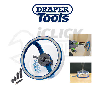 Draper Expert 59470 30mm-163mm Adjustable Hole Saw Cutter Timber Wood Holesaw