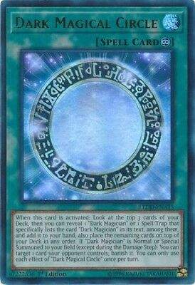 Dark Magical Circle (LEDD-ENA15) - Ultra Rare - 1st Edition
