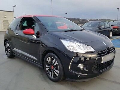 2013 Citroen Ds3 Dstyle - Red Edition