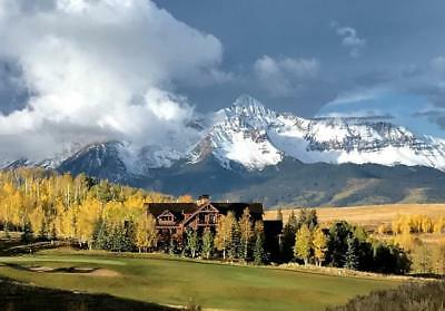 Vacation property in Telluride CO