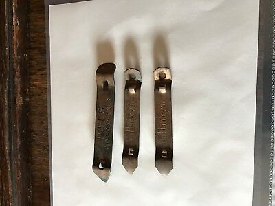 Vintage Beer Can Openers ( Not Brass)