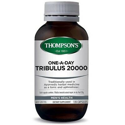 Thompsons One-A-Day Tribulus 20000Mg 120 Capsules