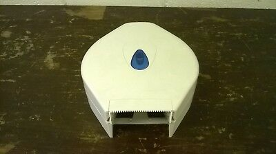 Jumbo Toilet Paper Dispenser - in White - with Refil Key (13 Available)