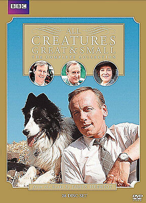 :ALL CREATURES GREAT AND SMALL - THE COMPLETE COLLECTION BOX SET,New!