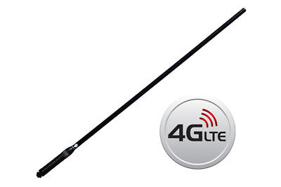 Rfi Cd7195-B Multiband High Gain 6.5Dbi Mobile Phone Antenna All Black 4G 3G Lte