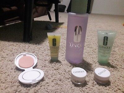 $$$$ Reduced Price Lot Of 6 Clinique Products