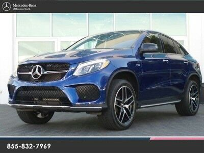 2017 Mercedes-Benz Other  2017 GLE43 AMG COUPE, MB CERTIFIED WARRANTY, CLEAN 1 OWNER!!!!