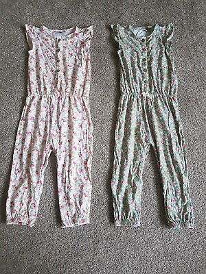 2 Next playsuits 2-3 years