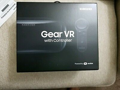 Samsung Gear VR 2017 With Controller SM-R324 Oculus Galaxy S8 S7 S6 Edge