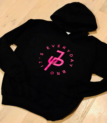 Jake Paul It's Everyday Bro Merch Youth Unisex Hooded Pullover