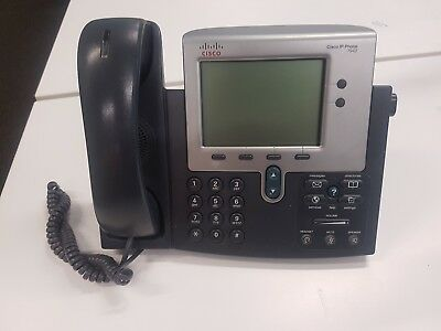 Cisco Unified IP Phone CP-7942G with Handset POE  X 50