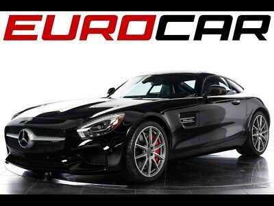 2016 Mercedes-Benz Other S 2016 Mercedes-Benz AMG GT S - ONE OWNER, RARE PORCELAIN INTERIOR, PANORAMA ROOF