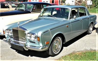 1971 Rolls-Royce Silver Shadow  1971 Rolls Royce Silver Shadow Saloon