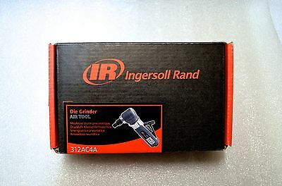 BRAND-NEW INGERSOLL RAND 312AC4A Right Angle Die Air Grinder Save $$$$